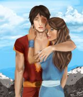 "Zuko + Katara: ""Love"" by SindeeDee"