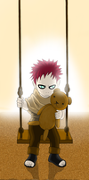 Gaara's past by AdrianaBitesYou