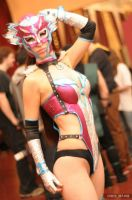 JayCee cosplay Tekken tag tournament 2 by Nemu013