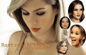 Action Rastros by myonlyreason07