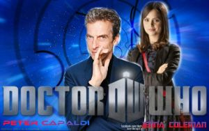 Doctor Who: The Clock strikes twelve by AmyPondsraggadyDocto