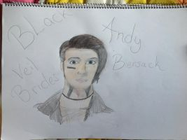 Andy biersack by sofiamlman