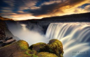 The Death Falls by Inebriantia