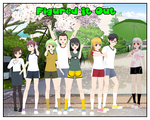 The Figured It Out School Cast by Dragoshi1