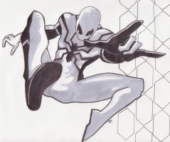 Future Foundation Spider-man by spyder8108