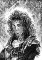 R.I.P Ronnie james Dio by the-ChooK
