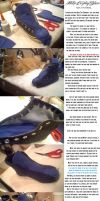 Cosplay Shoes Tutorial not by kuro-heise