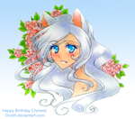 Happy Birthday Chelsea by Drieth