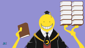 Koro-sensei - Assassination Classroom by JeffersonLS