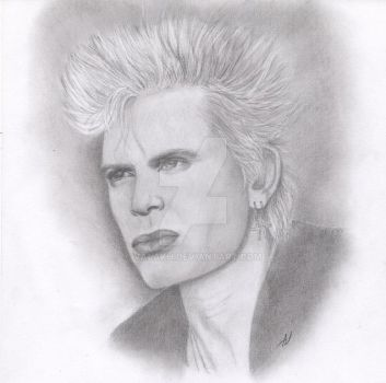 Billy Idol by valakh