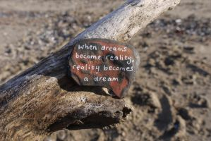 Dreams Of Reality by Rhiallom