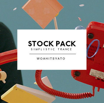 STOCK PACK OO1 + MINIMALIST by woahitsyato