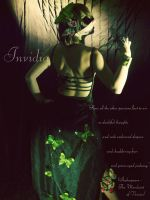 Seven Deadly Sins - Invidia by Brenna-Ivy