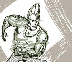 DSC Savage Dragon by LeSam