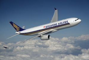 A330 - Singapore Airlines by Inuksuk