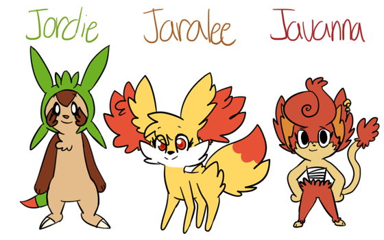 PSMD: Team Valor (Non-evolving) by Cookie-and-her-foxes