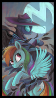 Mare Do Well by sharkie19
