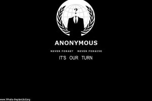 Anonymous by Brainsallad