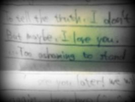 3 words 8 letters im yours by purin1201