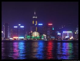 Hong Kong Night3 by WinterPalace