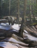 Drayton Valley Grizzley by wernerwirth
