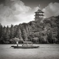Hangzhou West Lake - Hangzhou by Marcusion