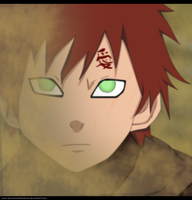 Sabakuno Gaara by InSolem