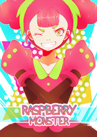 Raspberry Monster !! by Erumi-n