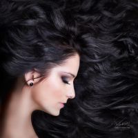 Dark Waves by Vitaly-Sokol