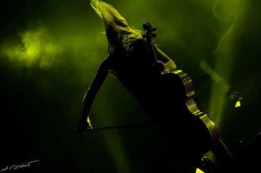 Apocalyptica 2012 by Nemerle