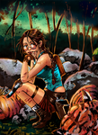 Tomb Raider by FalyneVarger