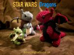 Star Wars Dragons! by Amaze-ingHats