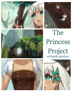 Preview - Ellie, Fairy Princess of Enchanted Grove by 00kaorin00