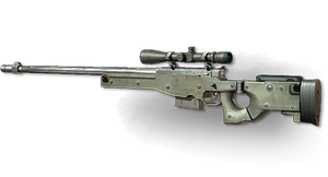 MW3: L118A by FPSRussia123
