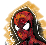 Spidey by Eldhrad