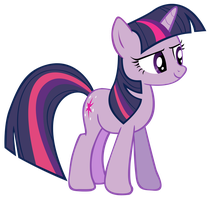 Twilight Sparkle Vector by FenixTheFox93