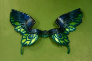fairy wings butterfly feather by RobynGoodfellow
