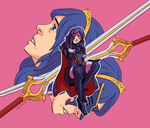 Lucina by RoochArffer