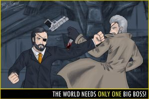World Needs Only One Big Boss by sir-ryken