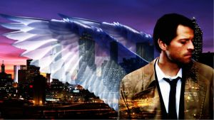 Castiel by sitres