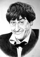 the 2nd Doctor by PoshOctopus