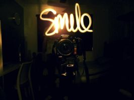 Smile by Shutter-Shooter