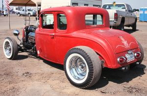 Hot Rod Ford by StallionDesigns