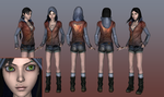 AliceLondonModern, wip2 by tombraider4ever