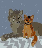 Max And Ripler by noeltia19