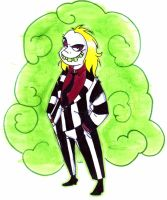 Beetlejuice by Japanfanzz