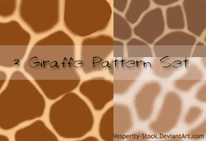 Giraffe Spots by Vesperity-Stock