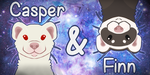 Ferret Sign by Chargay