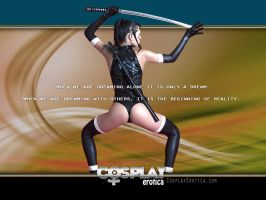 CosplayErotica  desktop by cosplayerotica
