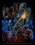 The Thing by BryanBaugh by MonsterMovies